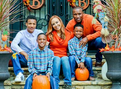 Alia Brown Fall Family Photos 2017