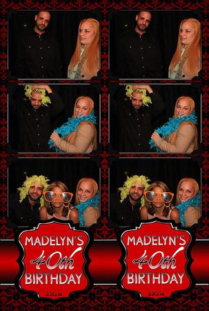 Madelyns Brday 2014-02-20