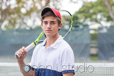 2017 Varsity Tennis