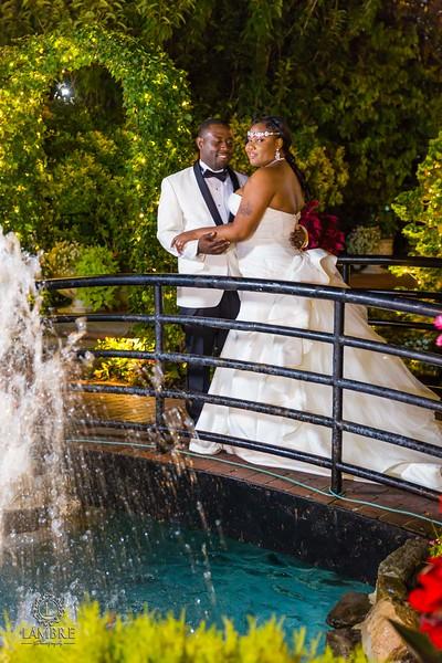 Sergine & Junior Wedding