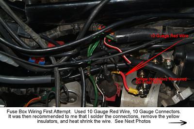 ST1100 Alternator Upgrade