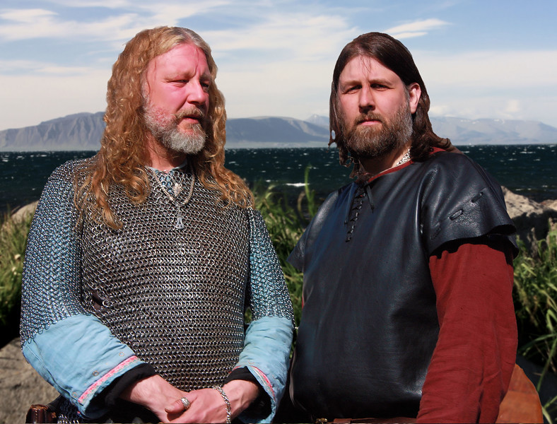 """""""Real"""" Vikings at least for one week per year"""