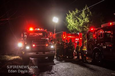 11/15/2014. Dwelling, Fairfield Twp. Cumberland County NJ, 575 Elmer Rd.
