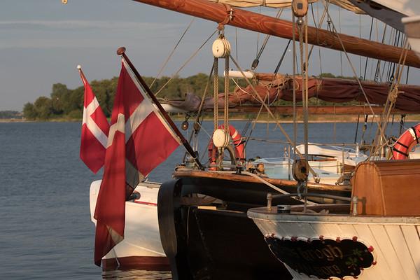Fyn rundt for bevaringsværdige sejlskibe 2016