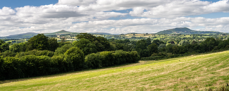 Monmouthshire landscape