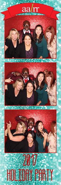 AALRR Holiday Party 2017