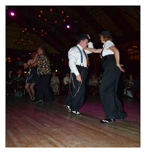 Jump Jive & Boogie, Bodelwyddan, Saturday Night - October 2009