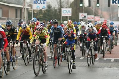 Azencross 2006 - Nieuwelingen