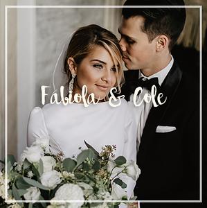 Fabiola & Cole