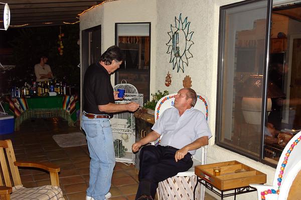 2005 November 19 - Ron Bolin Birthday
