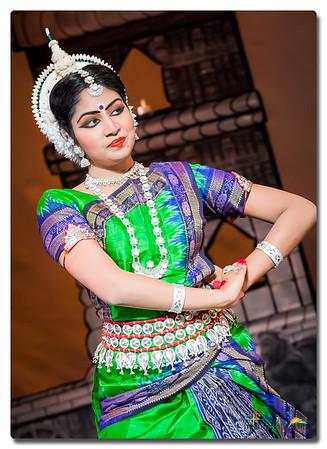 Anusha's Odissi Rangapravesh 2017 - Highlights