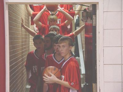 Boys Varsity Basketball - 12/9/2005 Fruitport