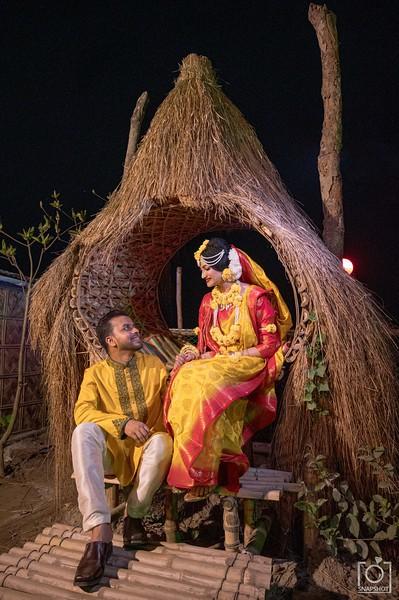 Kamrul & Fatima Holud