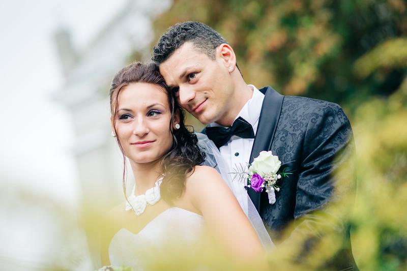 Kinga és Levi esküvője