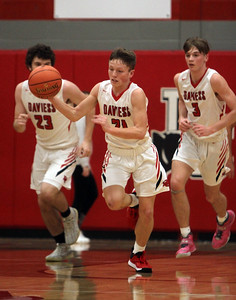 DCHS Boys Basketball