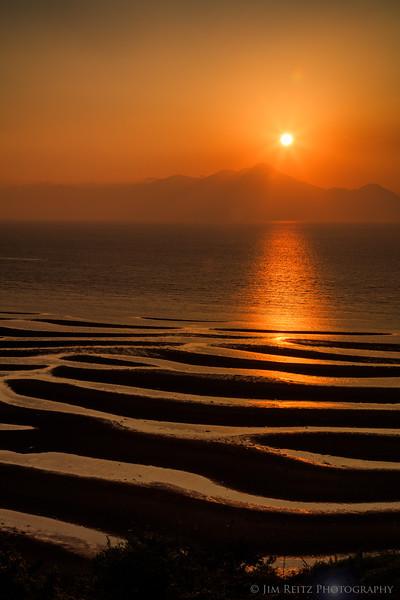 Okoshiki Sunset