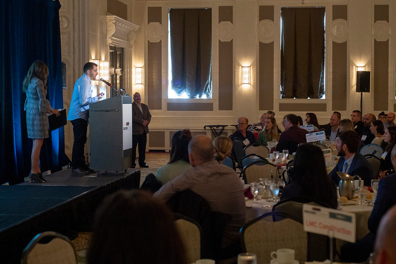 Daily Journal of Commerce 2019 Building Diversity awards and luncheon, Sentinel Hotel, Portland, Oregon, September 19, 2019.