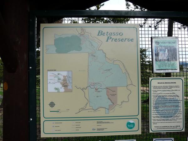 Hike at Betasso Preserve May 2013