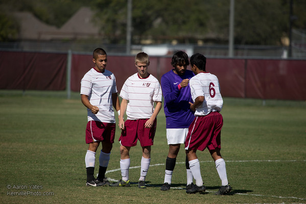 East Texas Baptist @ SU Soccer (Men) 2012