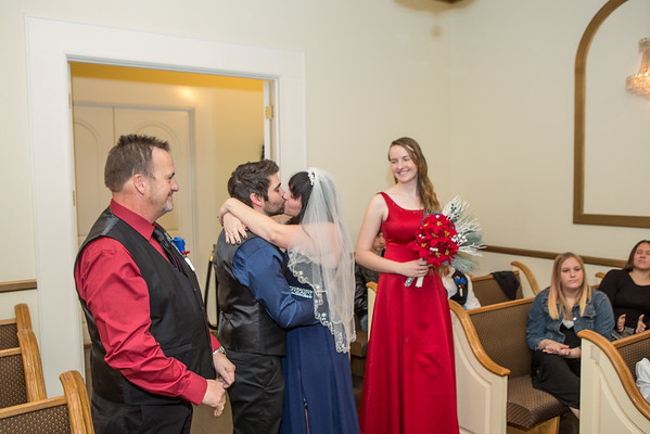 Belanger Wedding