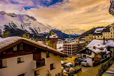 St. Moritz -- 2018