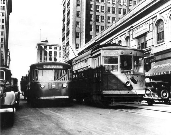 Jacksonville 1936: Courtesy of State Archives of Florida, Florida Memory, http://floridamemory.com/items/show/31286