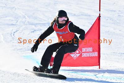 OFSAA Snowboarding 2019