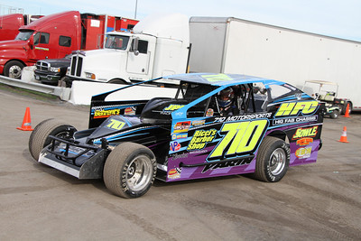 Super DIRT Week-Wed. Practice-Bill McGaffin-10/10/13