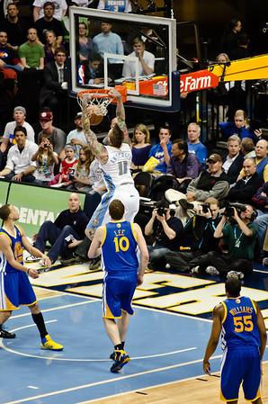 2011-04-11 - Golden State Warriors VS Denver Nuggets