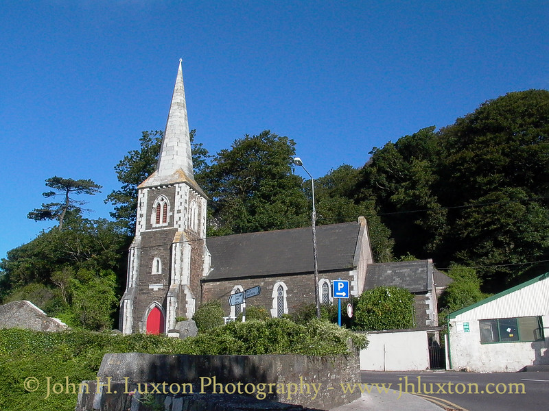 The Scots Church, Cóbh, County Cork, Eire - July 26, 2003