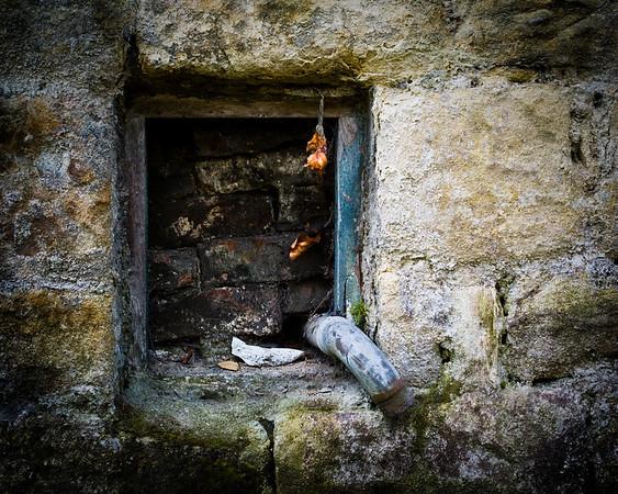 doors, windows, thresholds - the physiognomy of a village