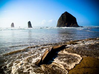 Portland & Canon Beach, Oregon