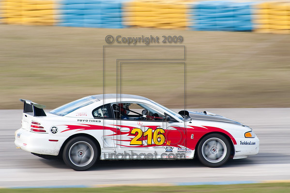 216 Mustang