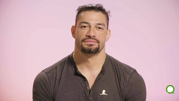 Roman Reigns - Screencaps / Inspired Questions - St.Jude