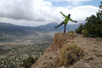 Nevada's Silver Peak Range 5/22/08-5/26/08