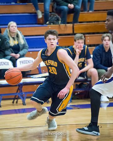 JV Basketball @ Pontiac 2/19/2019