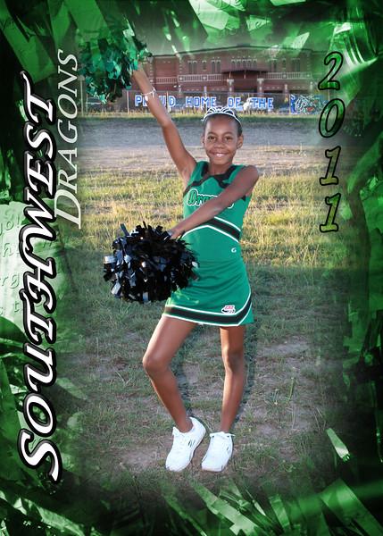 Pop Warner Homecoming and Cheer _2011