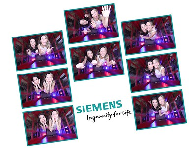 Siemens - Boca Raton Resort - London Photo Booth