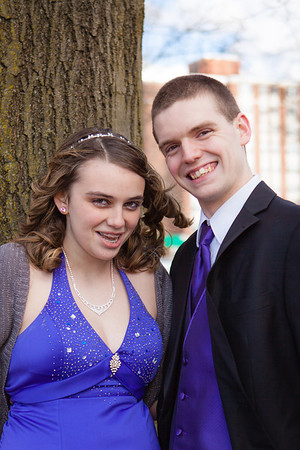 Jake Kathrine Prom