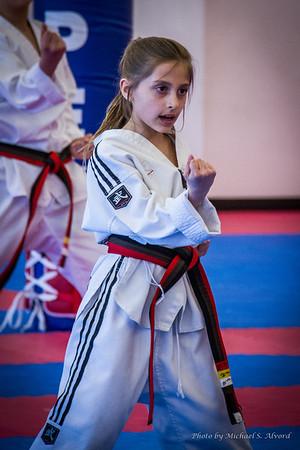 Natalia's Black Belt