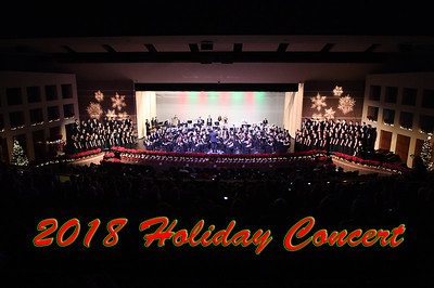 2018 Holiday Concert (12/9/2018)