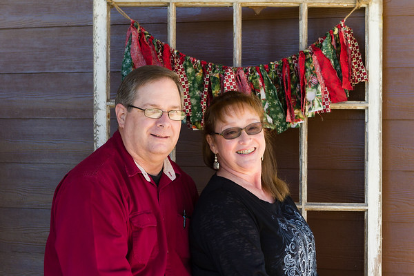 Pat & Bruce Christmas Pictures