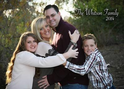 The Whitson Family
