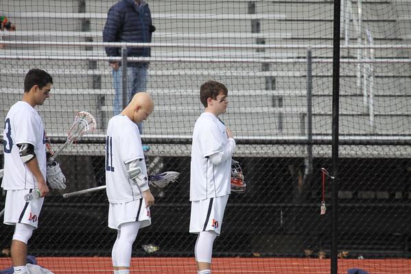 Varsity lacrosse 2016
