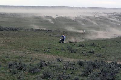 2011 Desert 100 Start