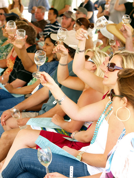 Austin Wine Festival 2009