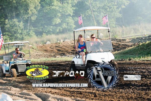 Golf Cart Racing