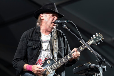 Neil Young - Jazz Fest