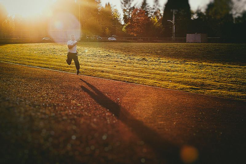 Racing the Shadow