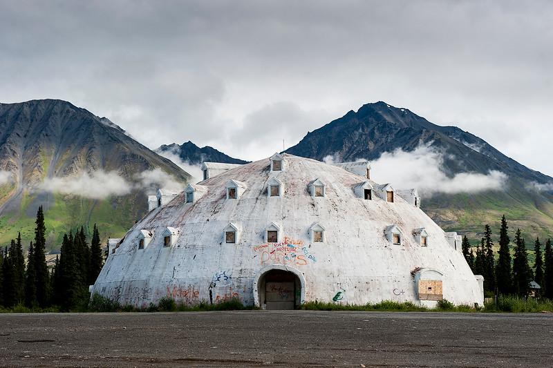 Monster Yurt- AK